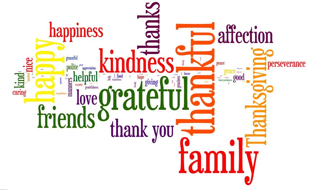 Végezd a hála gyakorlatokat!